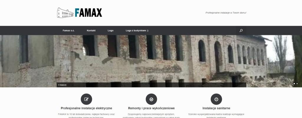 Famax s.c.